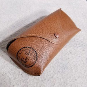 Ray-Ban Brown & Black Soft Shell Glasses Case